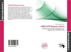 Portada del libro de 1992 ATP Buenos Aires