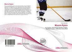 Bookcover of Maxim Rybin