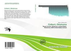 Bookcover of Colbert, Oklahoma