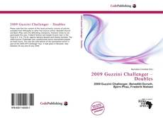 Bookcover of 2009 Guzzini Challenger – Doubles
