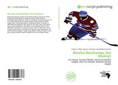 Nicolas Deschamps (Ice Hockey)的封面