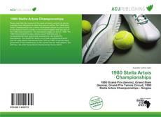 Bookcover of 1980 Stella Artois Championships
