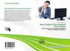 Copertina di New England Sociological Association