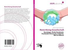 Portada del libro de René-König-Gesellschaft