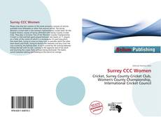 Bookcover of Surrey CCC Women