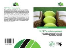 Bookcover of 1974 Volvo International