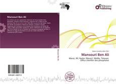 Couverture de Mansouri Ben Ali