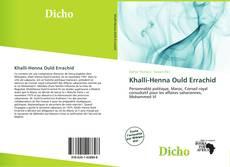 Bookcover of Khalli-Henna Ould Errachid