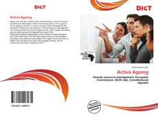 Bookcover of Active Ageing