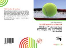Bookcover of 1982 Fischer-Grand Prix