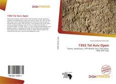 Bookcover of 1992 Tel Aviv Open