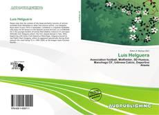 Portada del libro de Luis Helguera