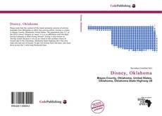 Buchcover von Disney, Oklahoma
