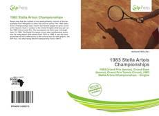 Bookcover of 1983 Stella Artois Championships