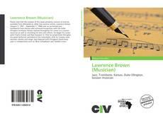 Lawrence Brown (Musician)的封面