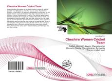 Bookcover of Cheshire Women Cricket Team