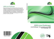 Bookcover of 2009 Lima Challenger