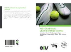 Bookcover of 1951 Australian Championships (tennis)