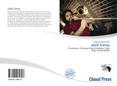 Bookcover of Jack Carey