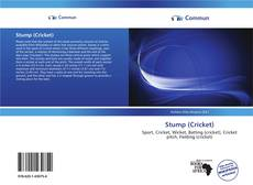 Portada del libro de Stump (Cricket)