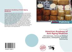 Capa do livro de American Academy of Anti-Aging Medicine
