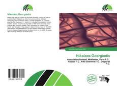 Nikolaos Georgiadis kitap kapağı