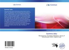Bookcover of Summa izbu