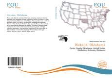 Buchcover von Dickson, Oklahoma