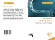 Bookcover of Drop-in pitch