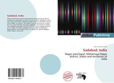 Bookcover of Sadabad, India