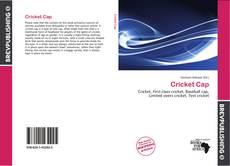 Capa do livro de Cricket Cap