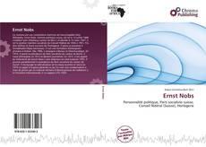 Buchcover von Ernst Nobs