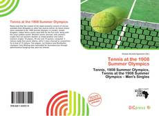 Buchcover von Tennis at the 1908 Summer Olympics