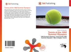 Bookcover of Tennis at the 1992 Summer Olympics