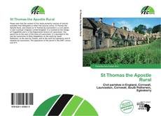 Bookcover of St Thomas the Apostle Rural
