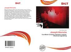 Portada del libro de Joseph Hinrichs