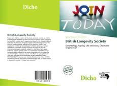Bookcover of British Longevity Society