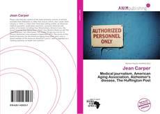 Buchcover von Jean Carper