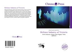 Buchcover von Defence Industry of Victoria
