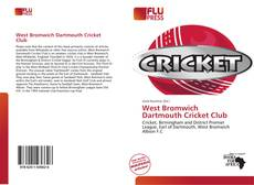 Capa do livro de West Bromwich Dartmouth Cricket Club