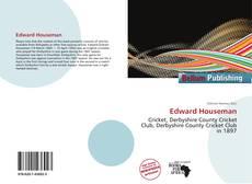 Buchcover von Edward Houseman