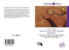 Buchcover von Tennis at the 1896 Summer Olympics