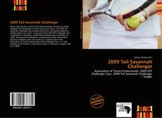 Bookcover of 2009 Tail Savannah Challenger