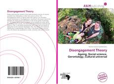 Bookcover of Disengagement Theory