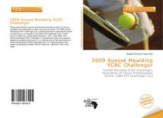Copertina di 2009 Sunset Moulding YCRC Challenger