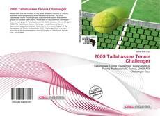 Buchcover von 2009 Tallahassee Tennis Challenger