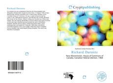 Richard Durante kitap kapağı