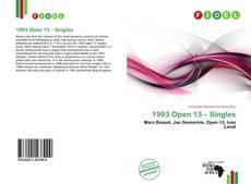 Couverture de 1993 Open 13 – Singles