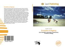 Bookcover of Evolution of Ageing