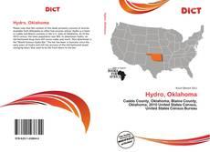 Bookcover of Hydro, Oklahoma